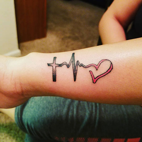 Faith Love Tattoo