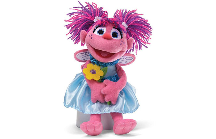 GUND Abby Cadabby Stuffed Animal