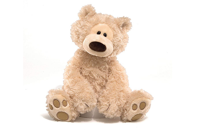GUND Philbin Plush Teddy Bear
