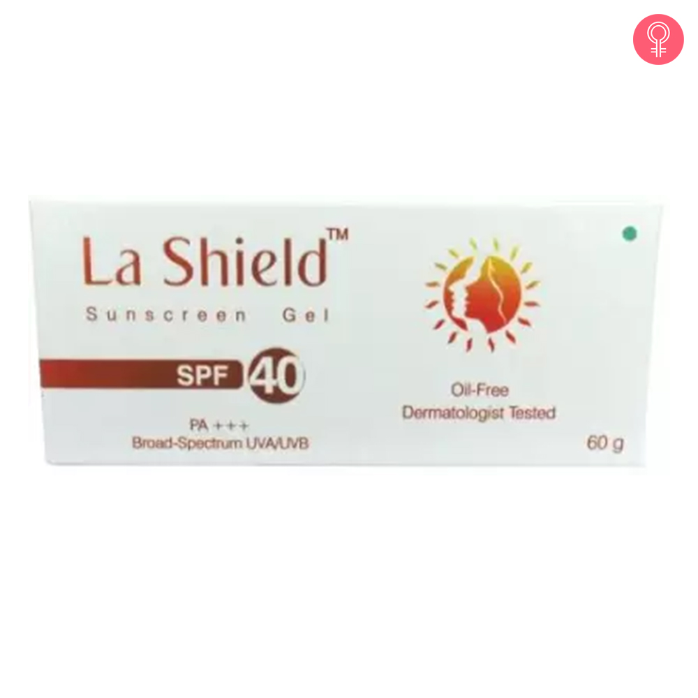 Glenmark La Shield Sunscreen Gel SPF 40