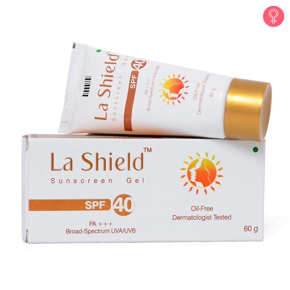Glenmark La Shield Sunscreen Gel SPF 40