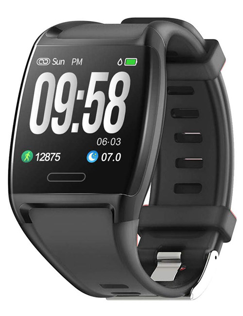 HalfSun Fitness Tracker Smartwatch