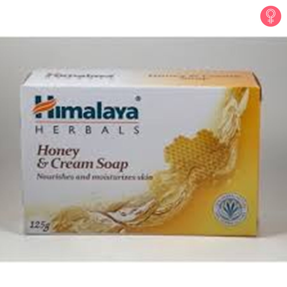 Himalaya Herbals Honey And Cream Soap