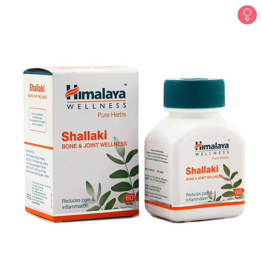 Himalaya Wellness Pure Herbs Shallaki Bone & Joint Wellness Tablets