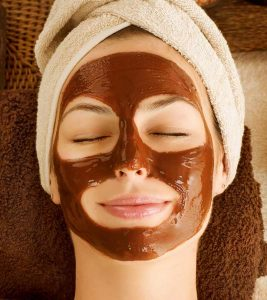 Homemade Chocolate Face Mask in Hindi