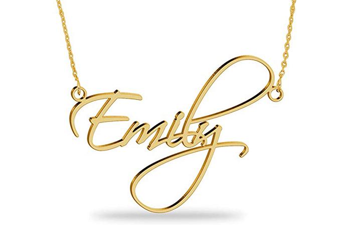 Joelles Personalized Necklace
