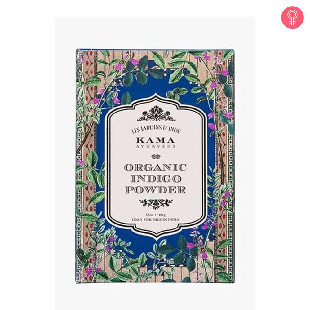 Kama Ayurveda Organic Indigo Powder