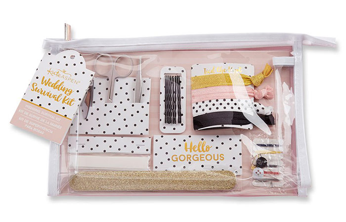 Kate Aspen Classic Wedding Survival Kit