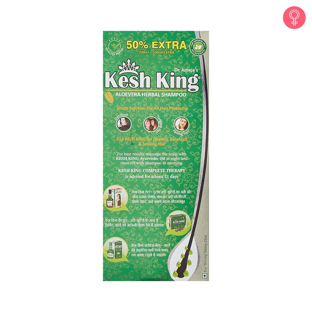 Kesh King Aloe Vera Herbal Shampoo