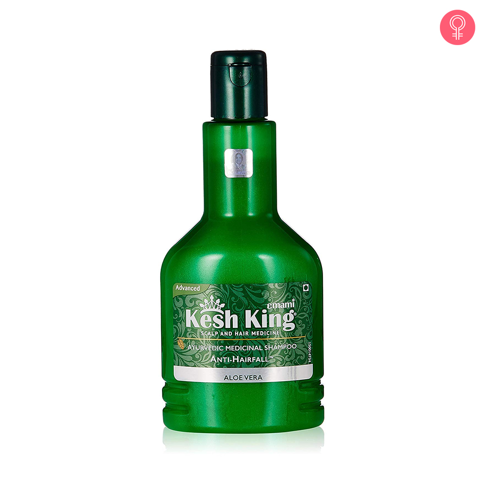 Kesh King Aloe Vera Herbal Shampoo