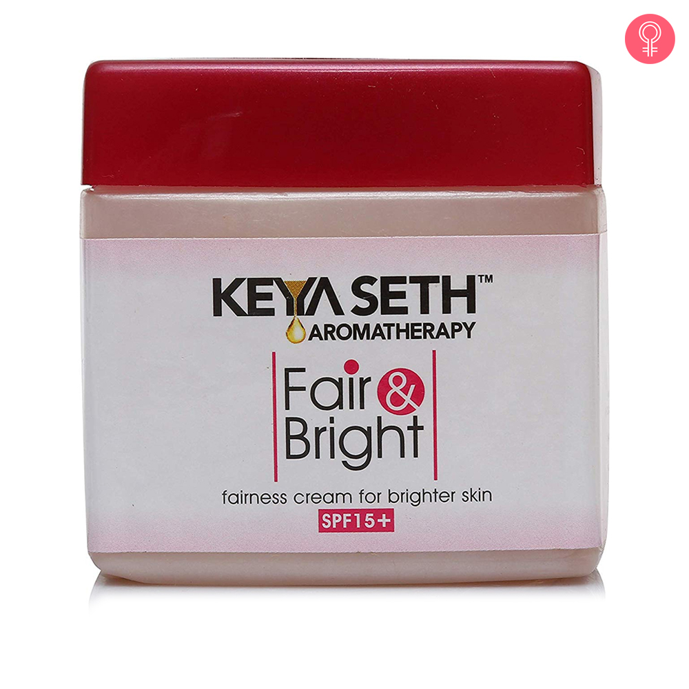 Keya Seth Fair And Bright Night Cream