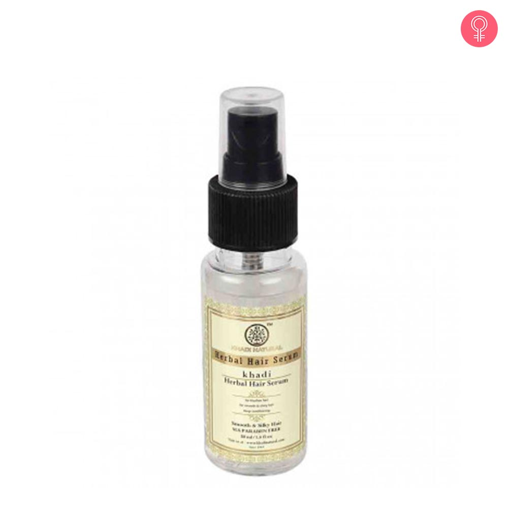 Khadi Natural Herbal Hair Serum