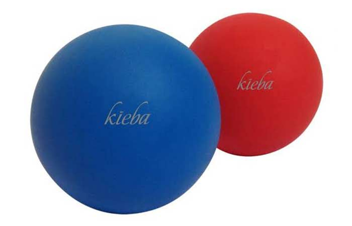 Kieba Massage Lacrosse Balls for Myofascial Release
