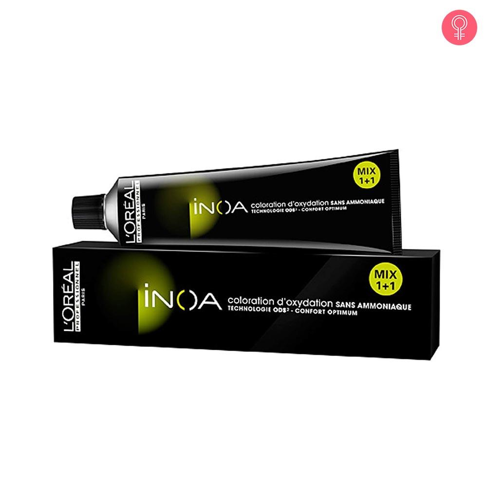 L'Oreal Inoa Ammonia Free Permanent Colour