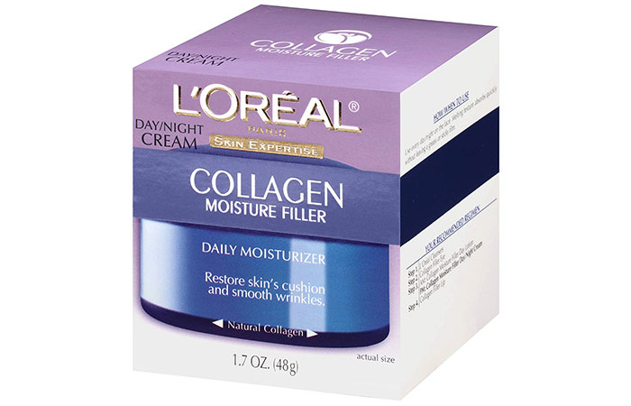 LOreal Paris Collagen Moisture Filler Daily Moisturizer