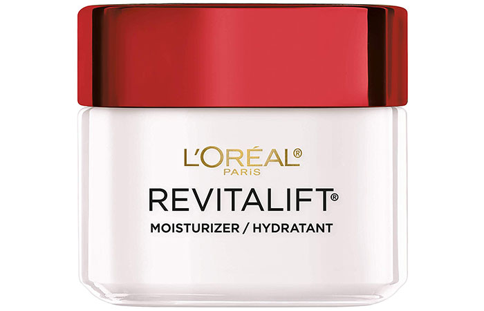 LOreal Paris Skincare Revitalift Anti-Wrinkle And Firming Face And Neck Moisturizer with Pro-Retinol