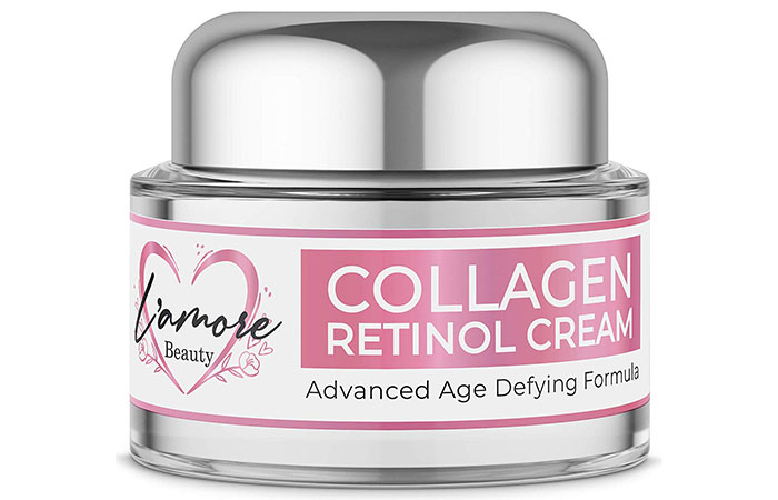 Lamore Beauty Collagen Retinol Cream
