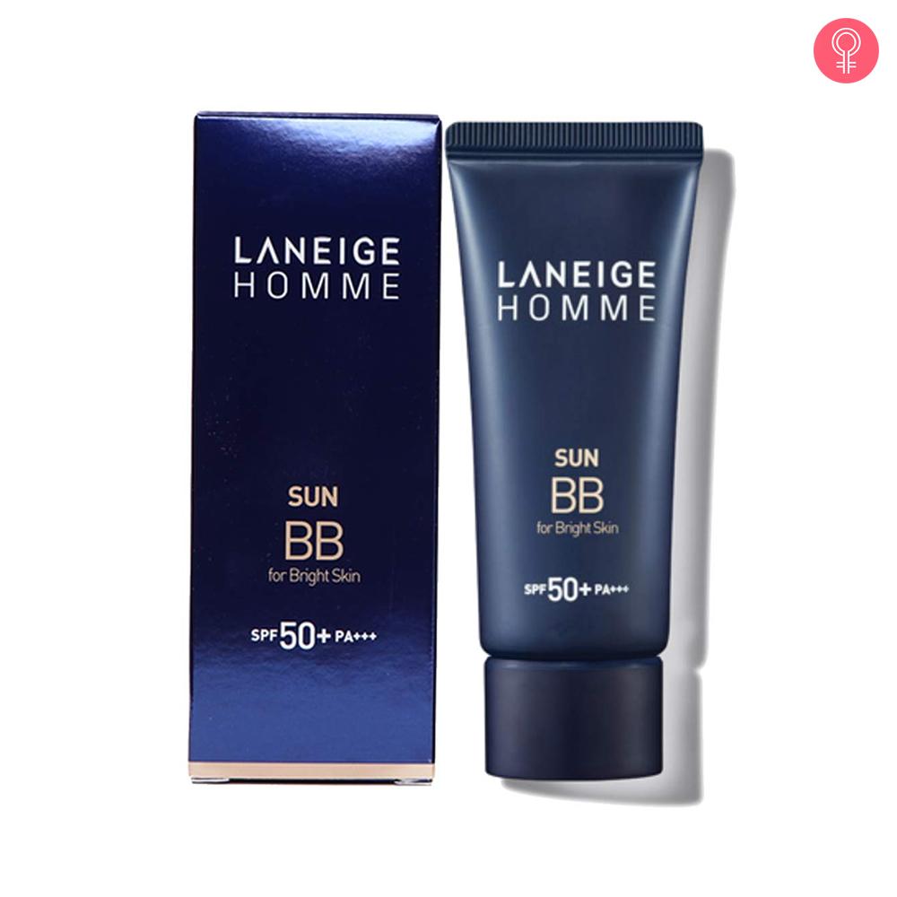 Laneige Homme Sun BB Cream