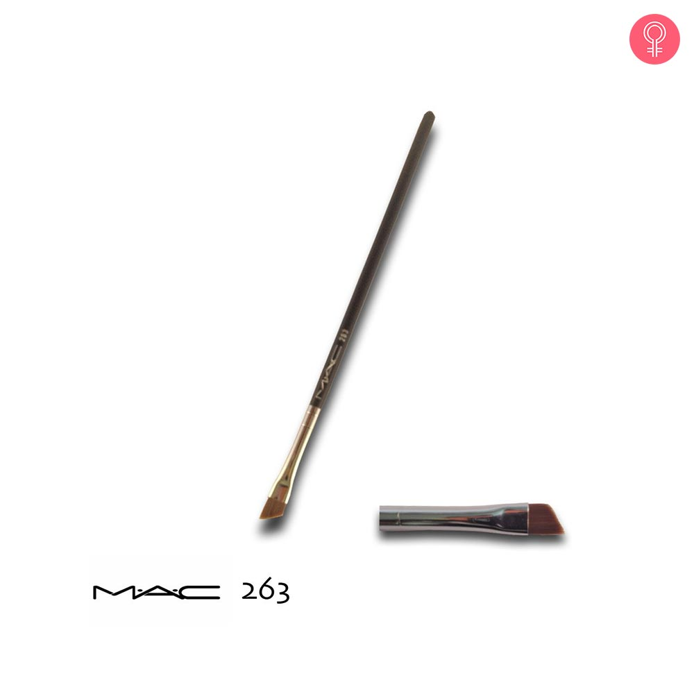 MAC Cosmetics 263 Small Angle Brush