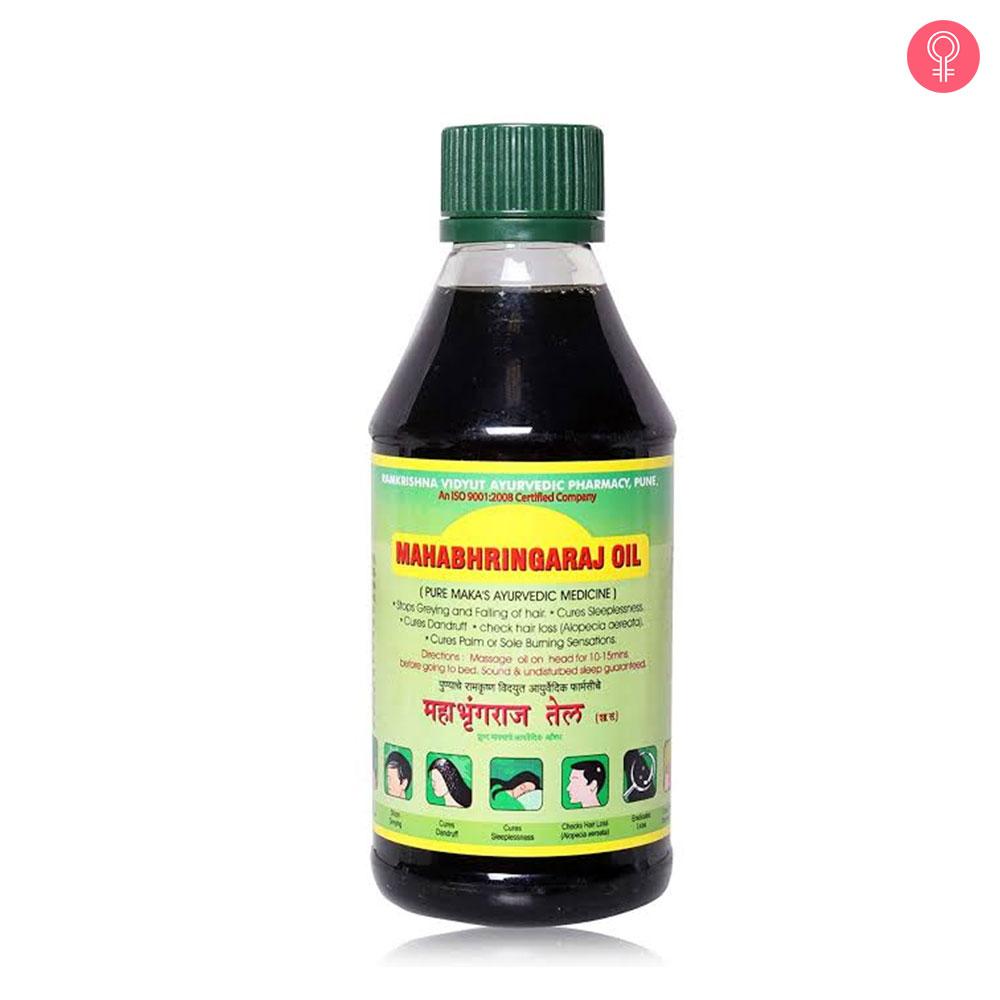 Mahabhringraj Ayurvedic Hair Oil