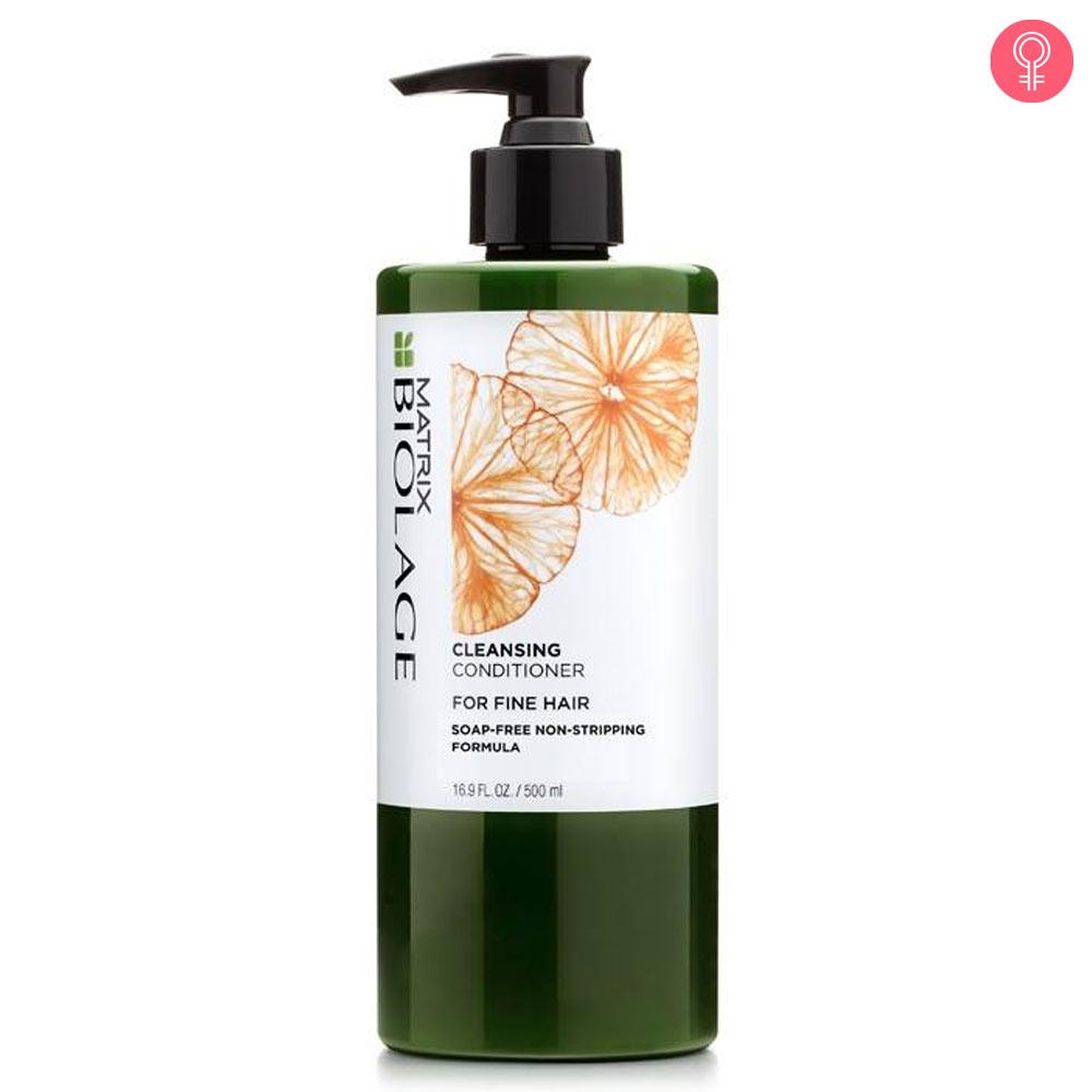 Matrix Biolage Cleansing Conditioner For Fine Hair