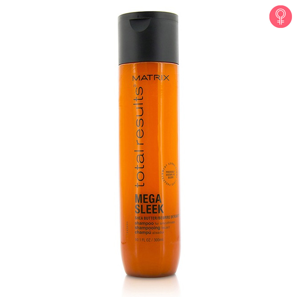 Matrix Total Results Mega Sleek Shampoo-0