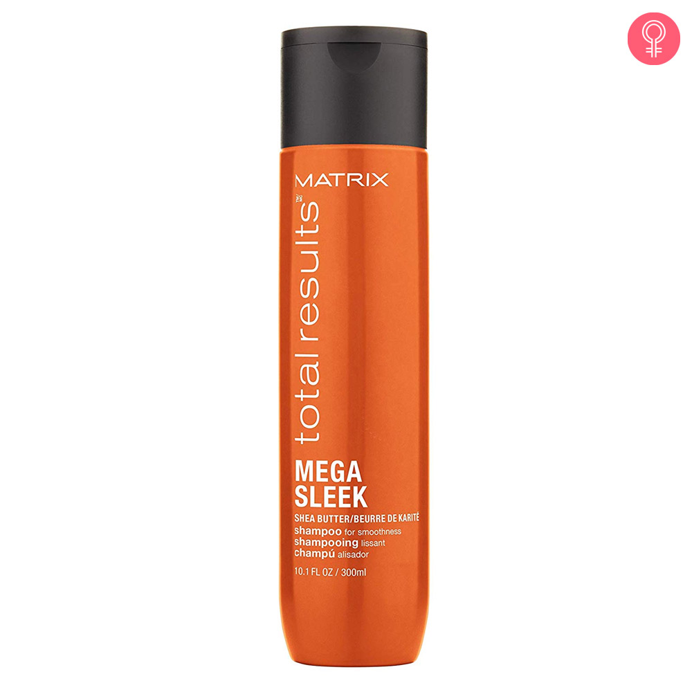 Matrix Total Results Mega Sleek Shampoo-1