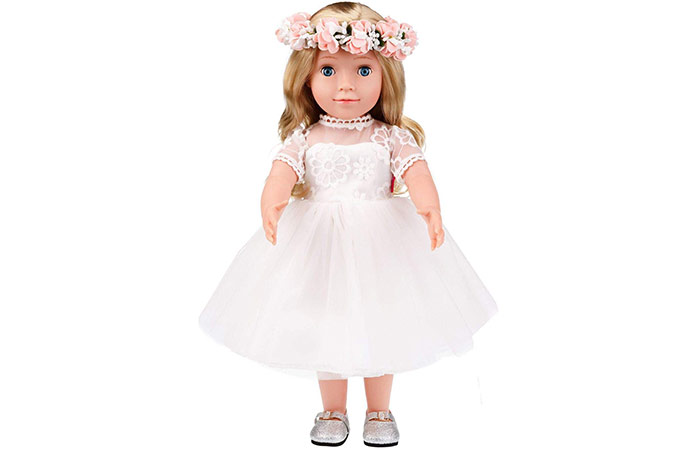 MeiMei Flower Girl Doll