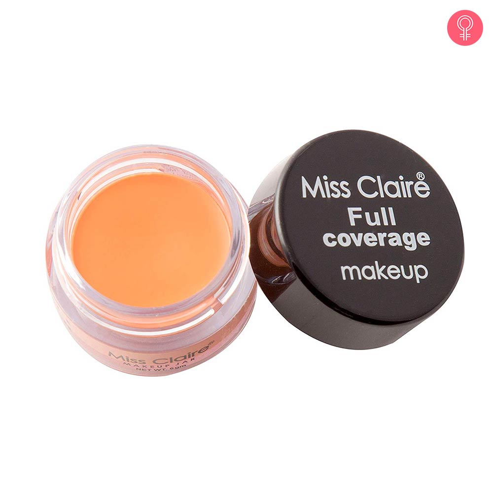 Miss Claire Full Coverage Makeup Concealer