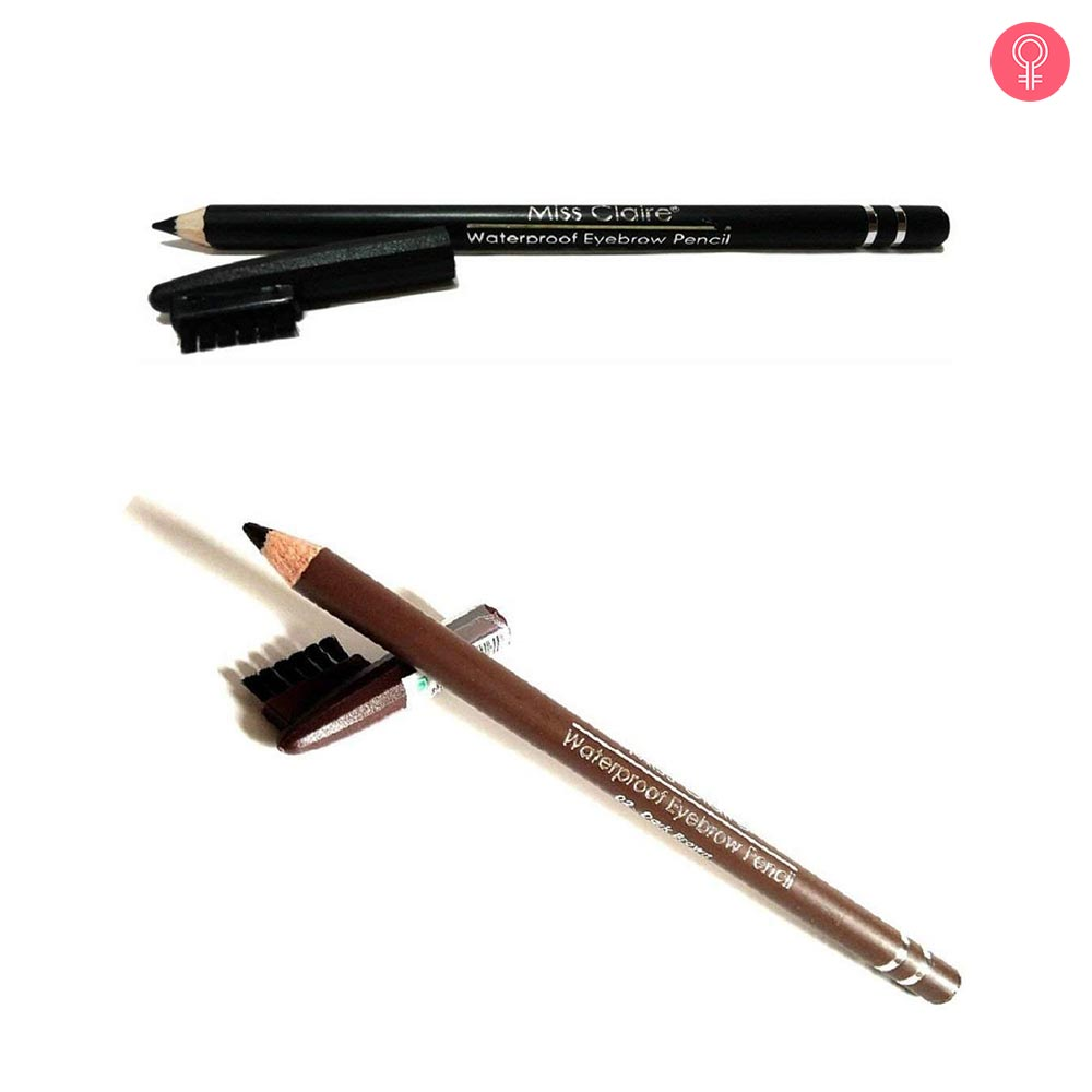 Miss Claire Waterproof Eyebrow Pencil