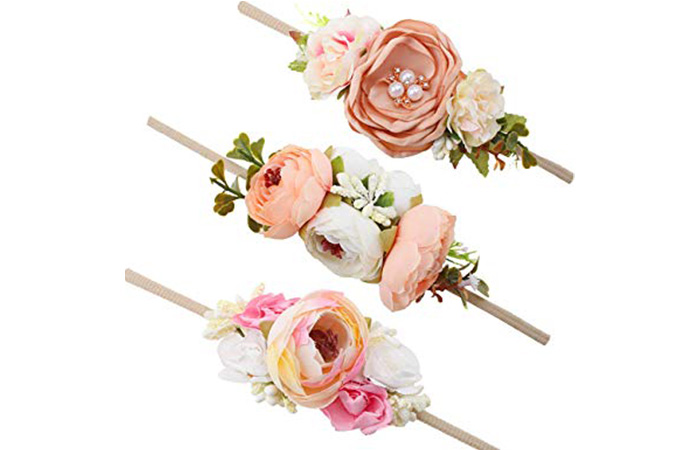 Mligirl Headbands Set
