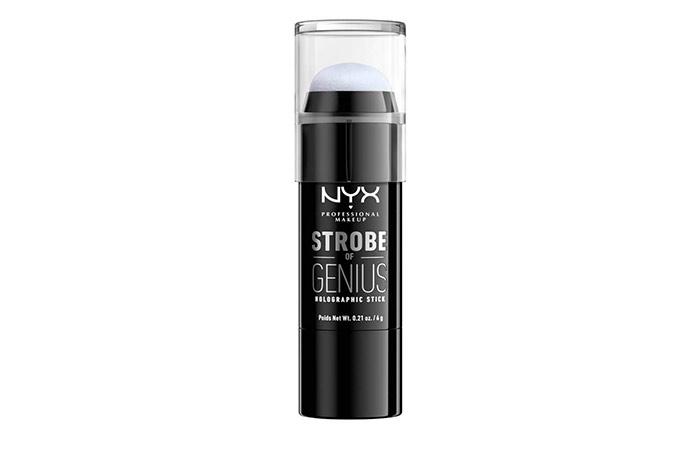 NYX Professional Makeup strobe of genius holographic stick