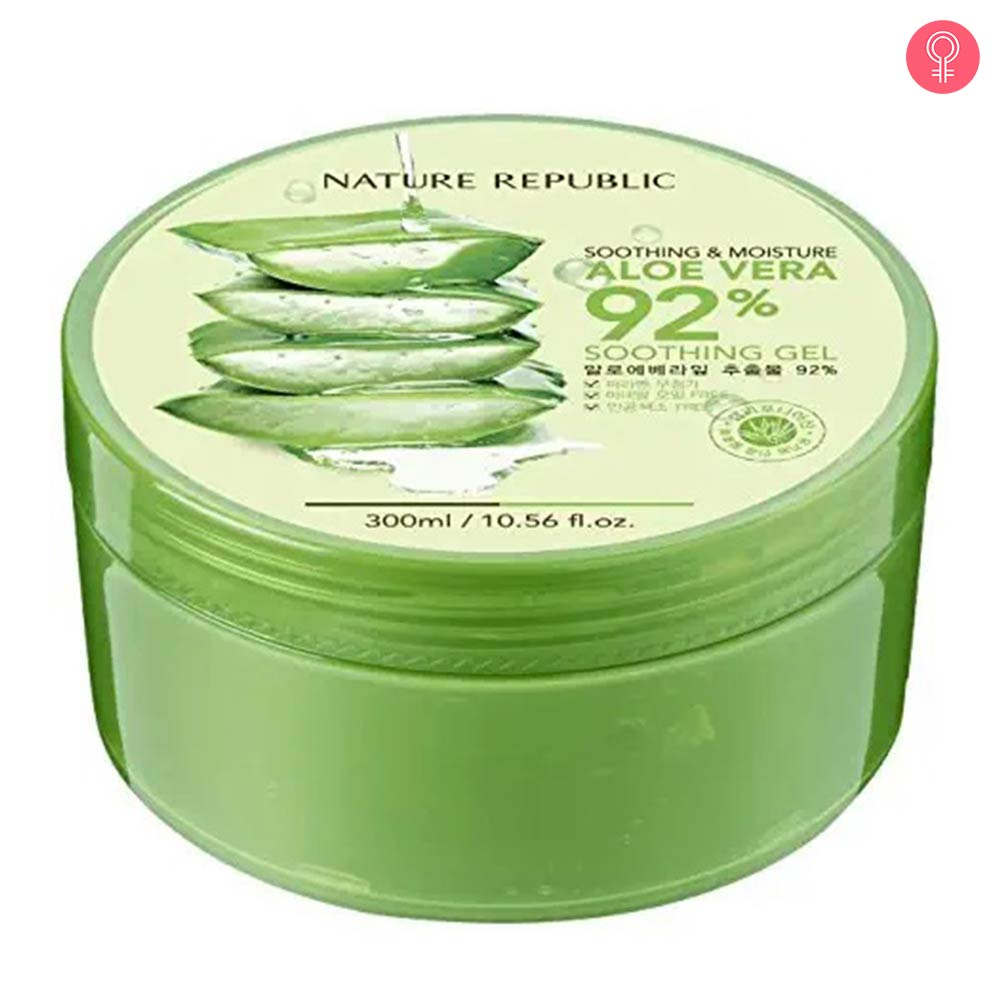 Nature Republic Soothing & Moisture Aloe Vera Gel-0
