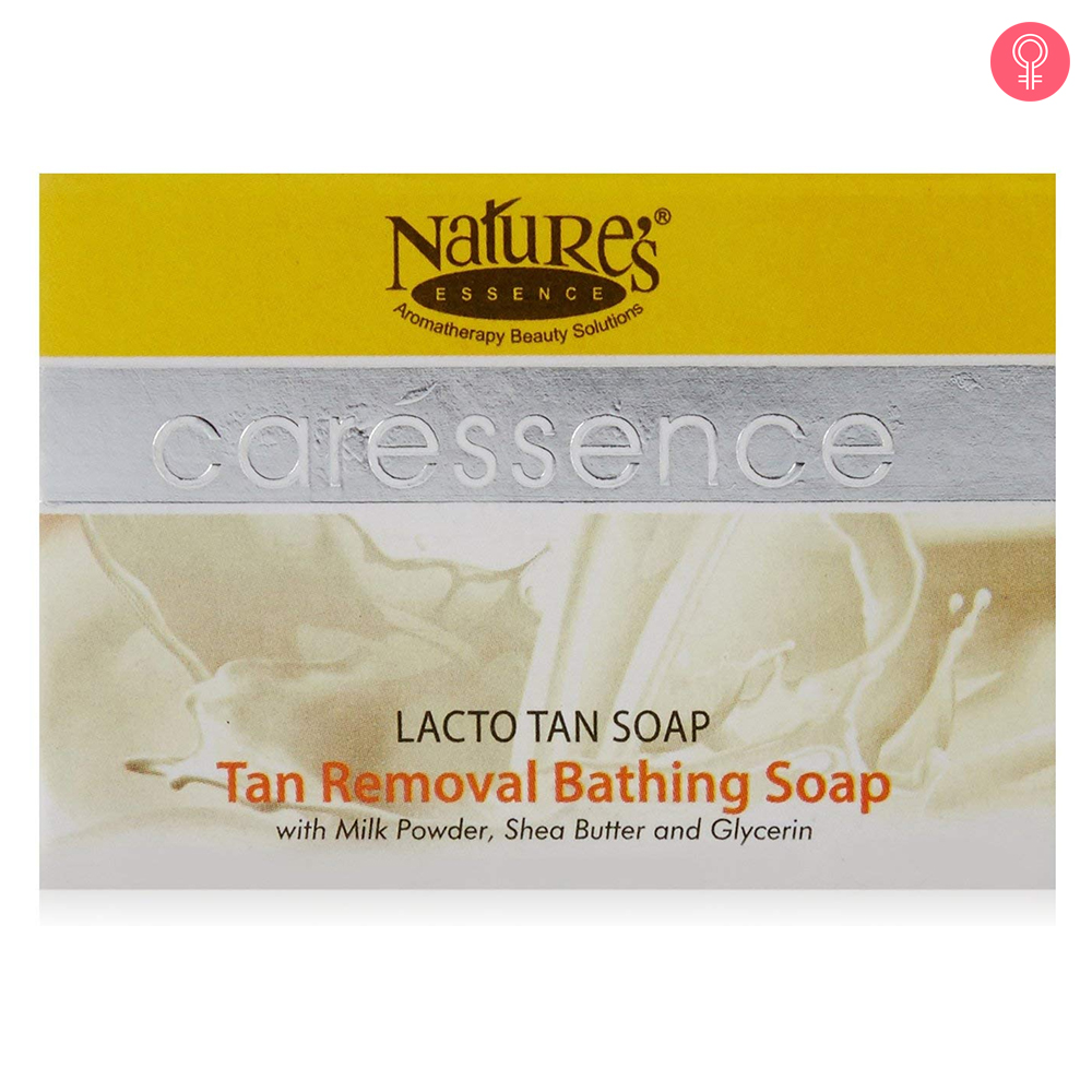 Nature's Essence Lacto Tan Clear Soap