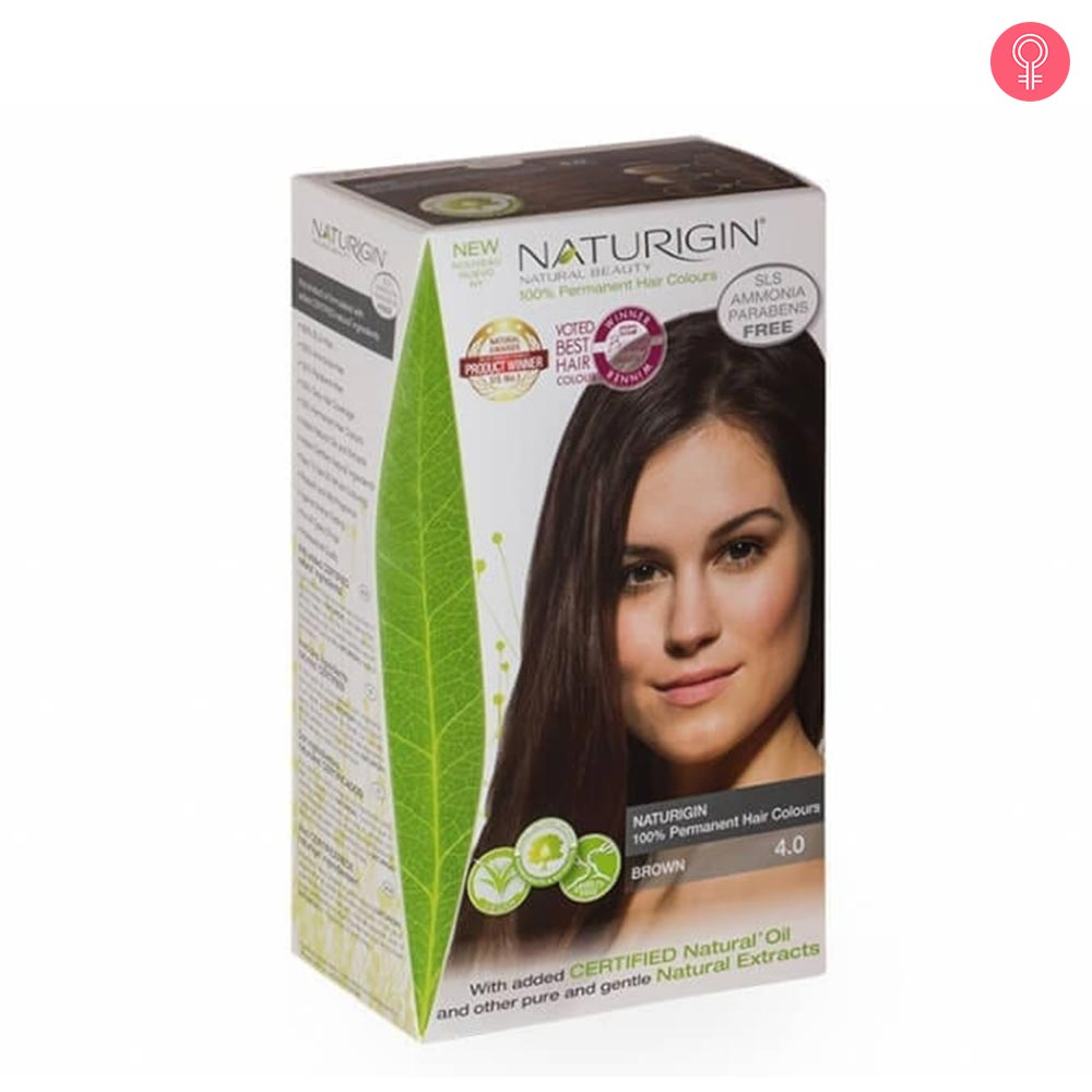 Naturigin Permanent Hair Color