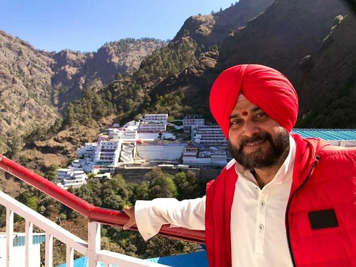 Navjot Singh Sidhu's record in Big Boss