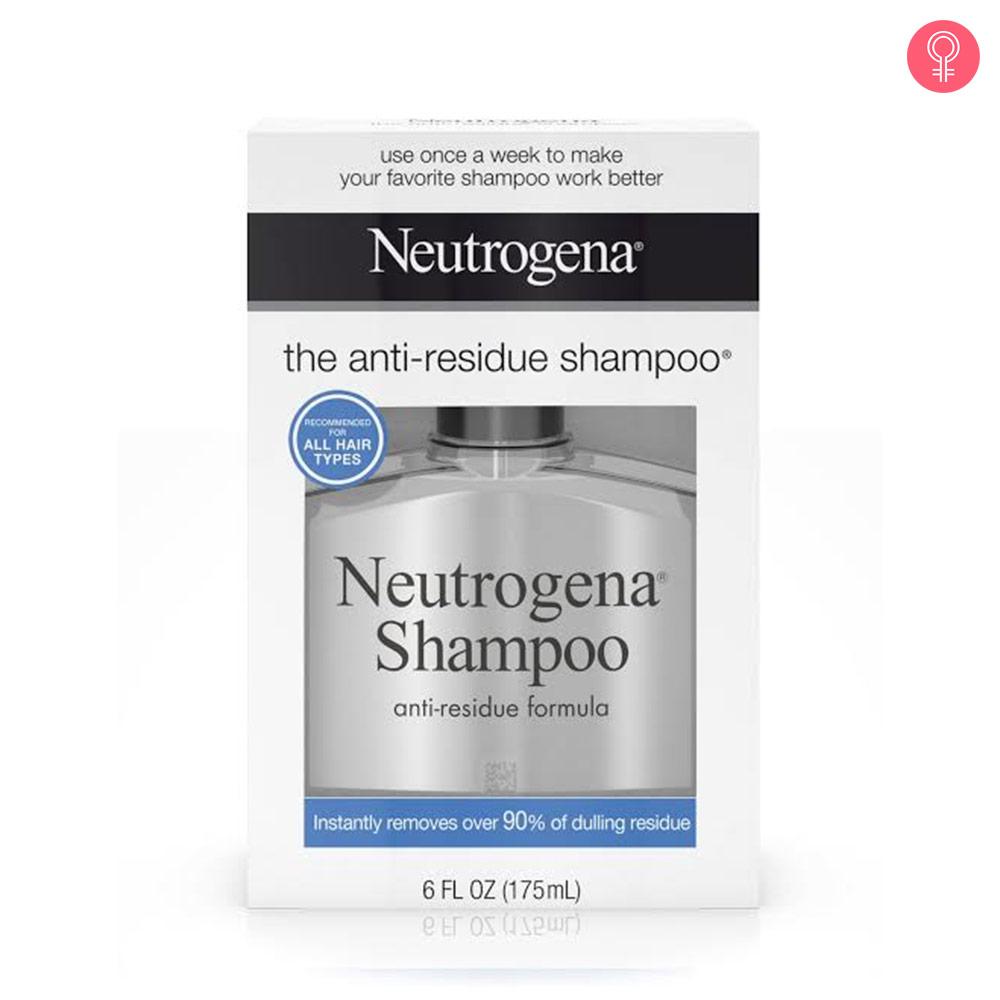 Neutrogena Anti Residue Formula Shampoo