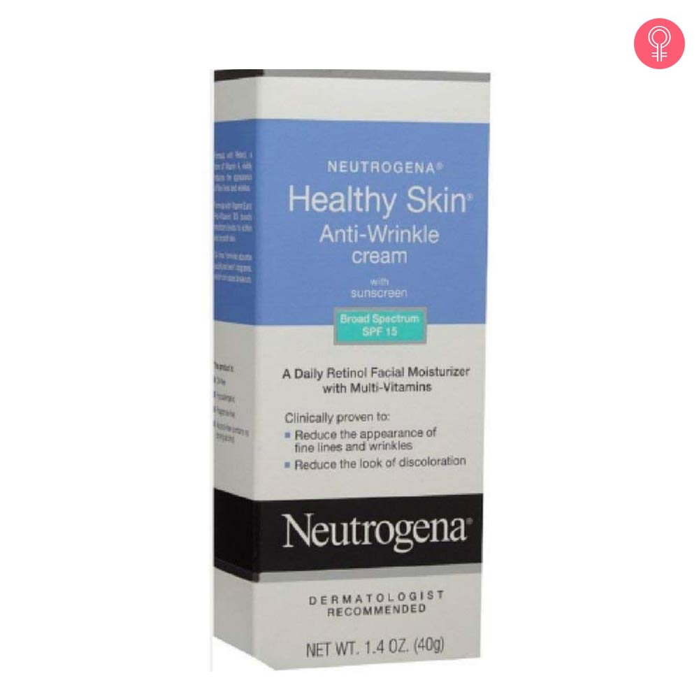 Neutrogena Healthy Skin Anti-Wrinkle Cream SPF 15