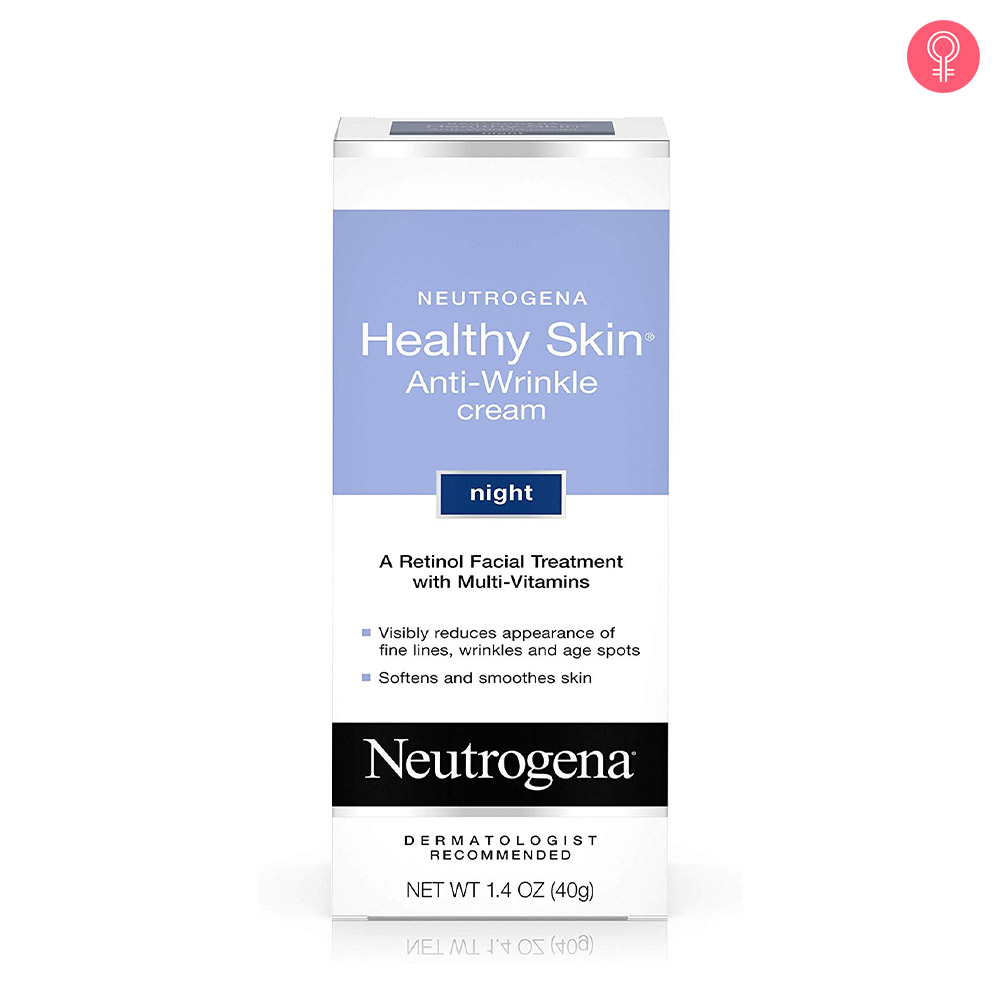 Neutrogena Healthy Skin Anti Wrinkle Night Cream