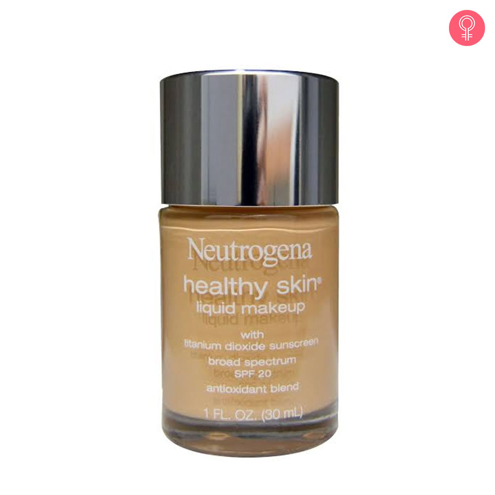 Neutrogena Healthy Skin Liquid Makeup Foundation SPF 20
