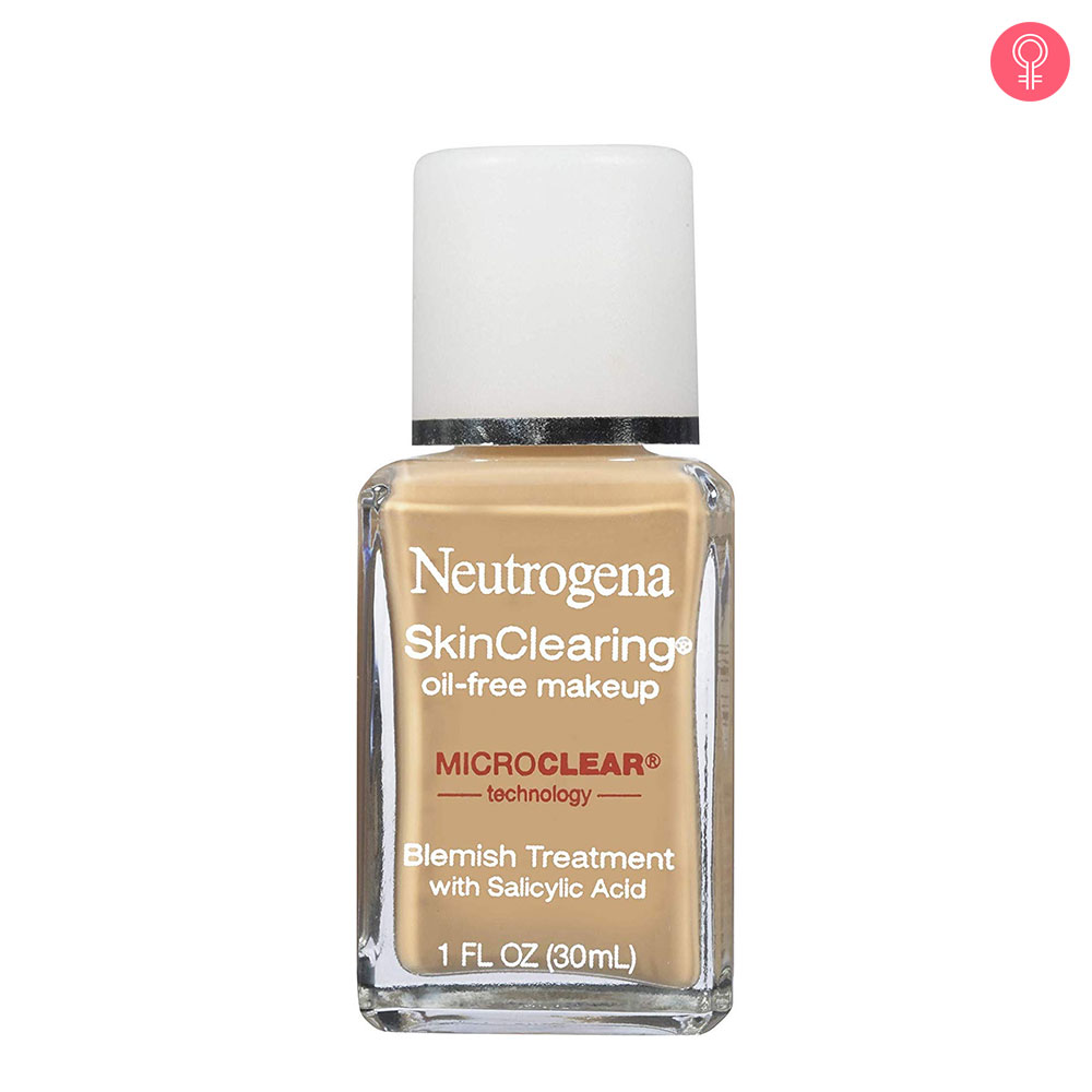 Neutrogena Skin Clearing Liquid Makeup