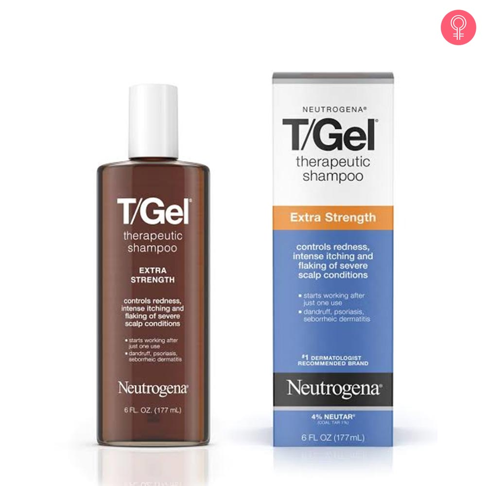 Neutrogena T Gel Therapeutic Shampoo Extra Strength