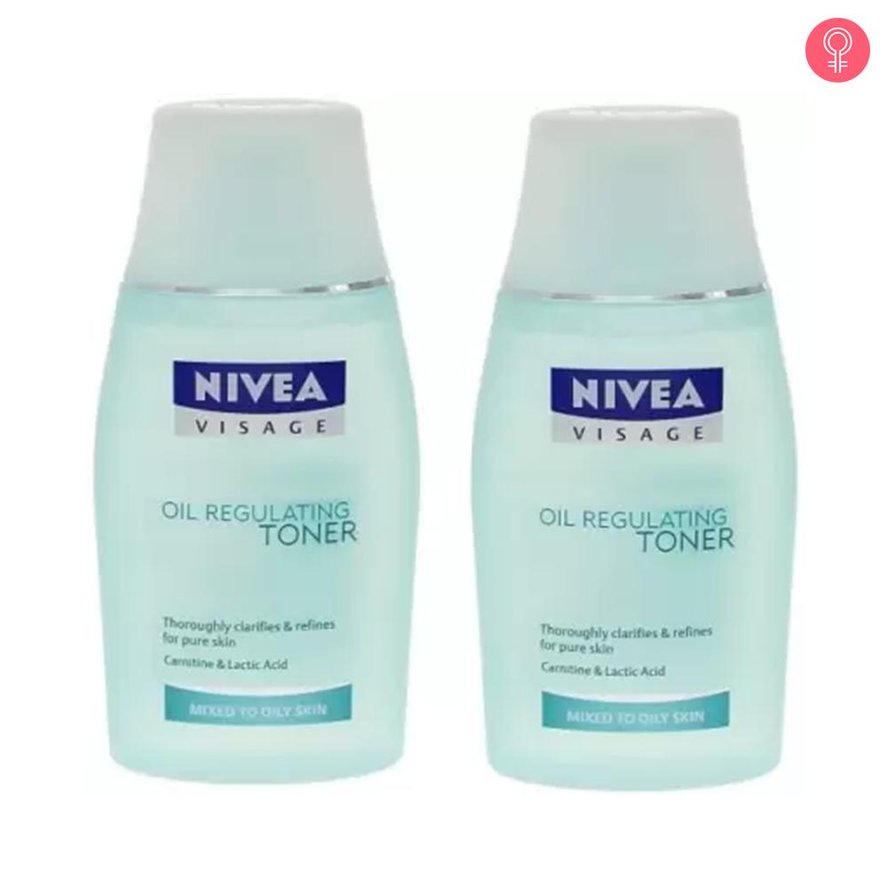 Nivea Visage Oil Regulating Toner