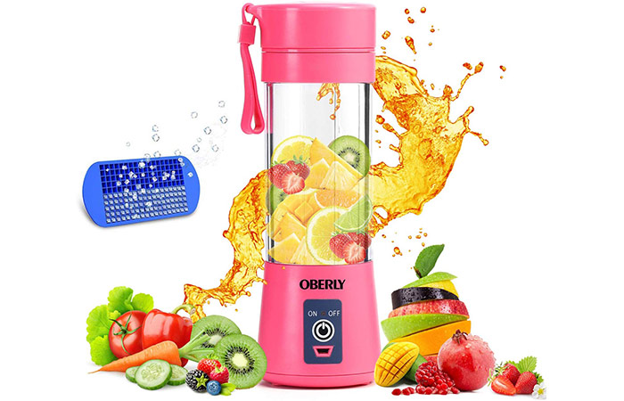 OBERLY Portable Smoothie-Maker