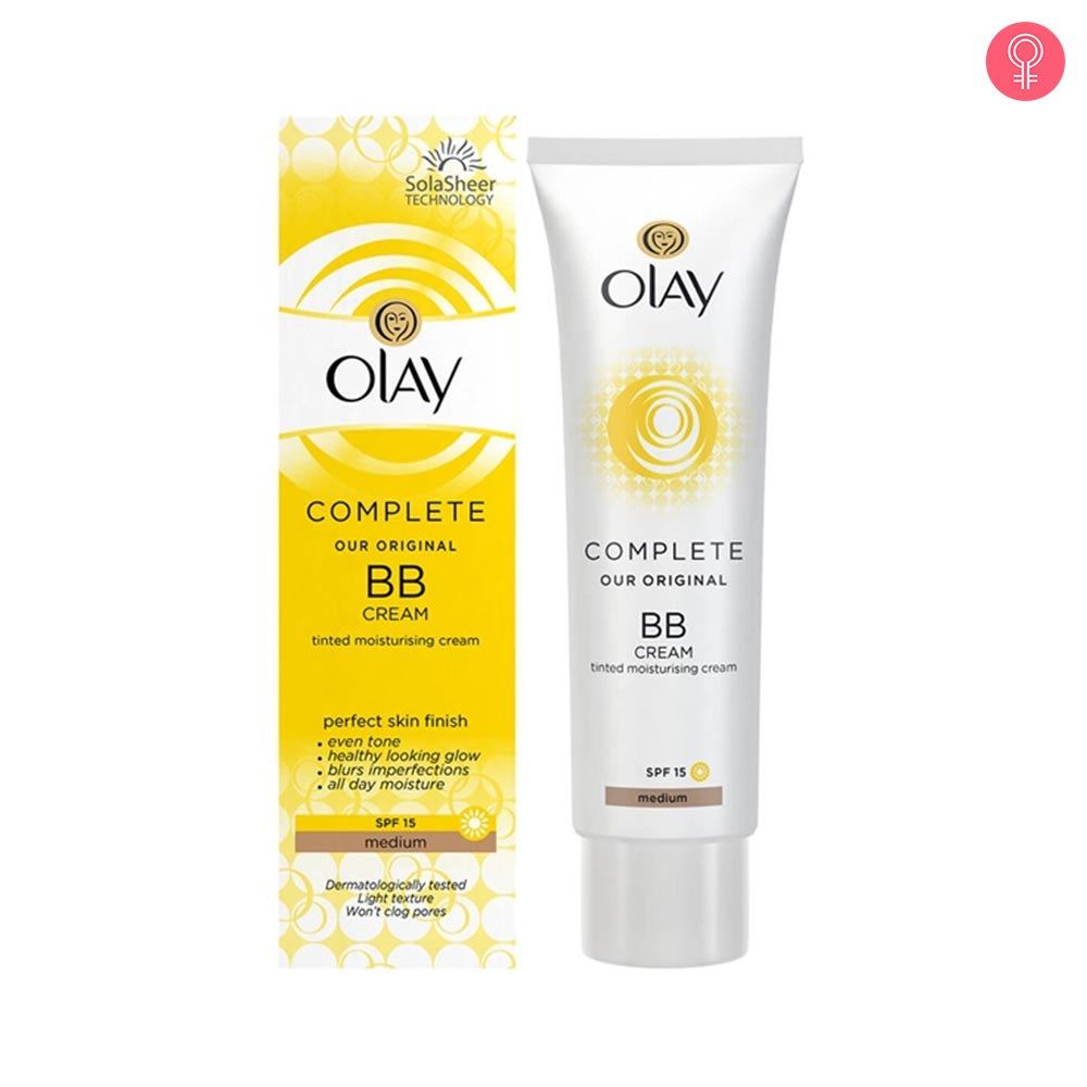 Olay Complete BB Cream SPF 15 Moisturiser Medium