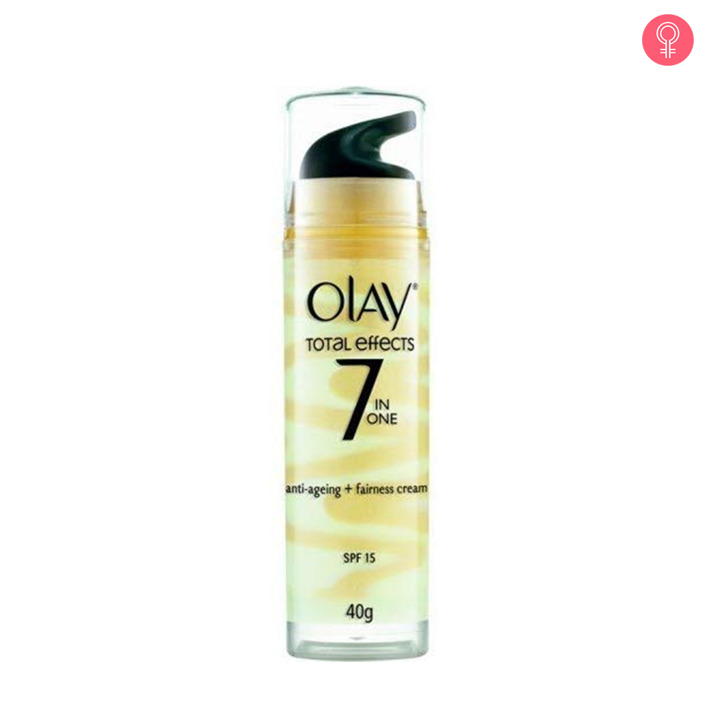 Olay Total Effects 7 in One Anti-Ageing + Fairness Cream