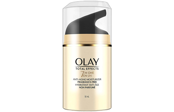 Olay Total Effects Anti-Aging Face Moisturizer with Vitamin E