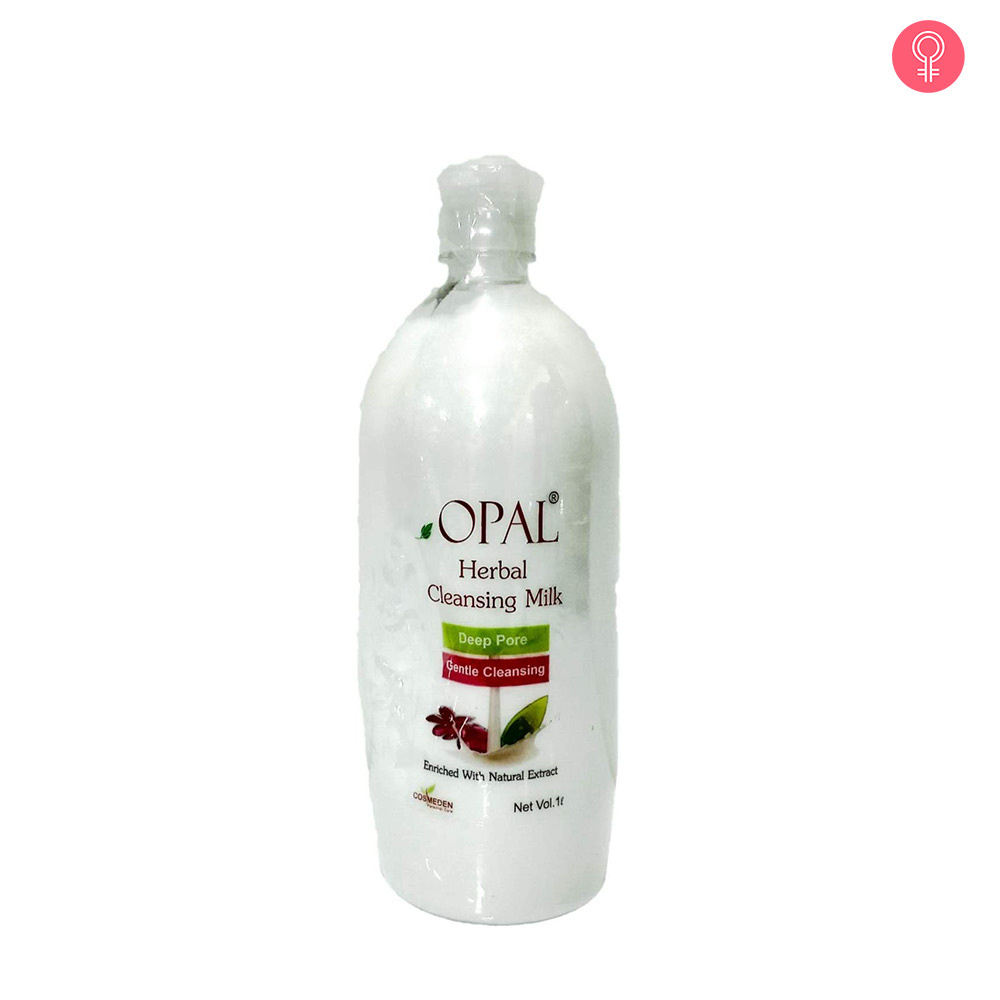 Opal Herbal Cleansing Milk