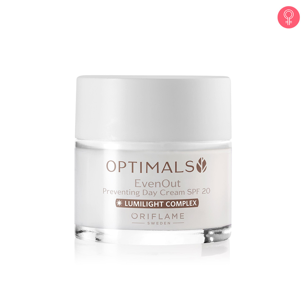 Oriflame Optimals Even Out Preventing Day Cream