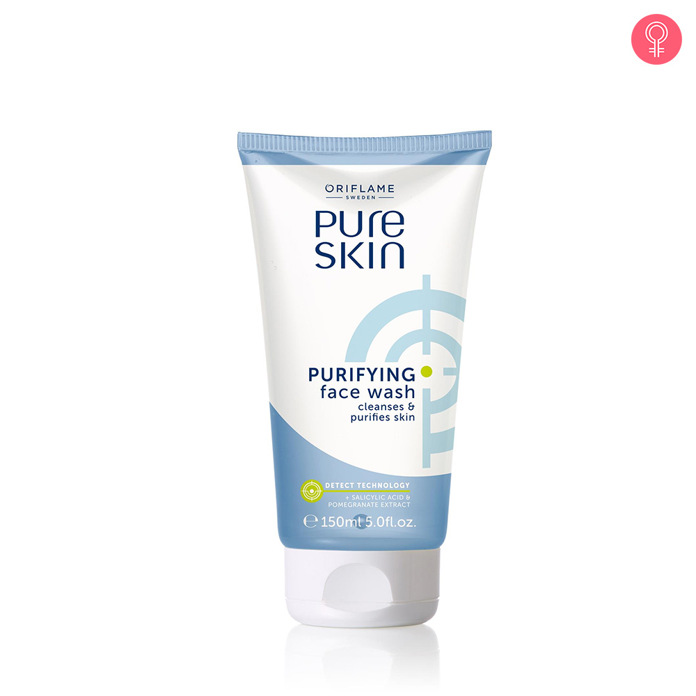 Oriflame Pure Skin Purifying Face Wash